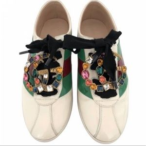 Gucci Sneakers jeweled sz 40/10. Super fashionable